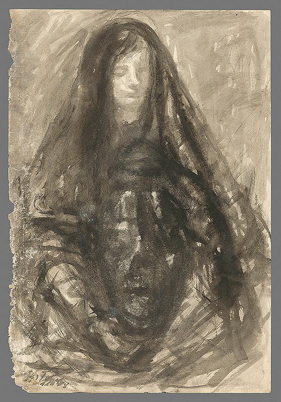 Teodor Tekel - Žena