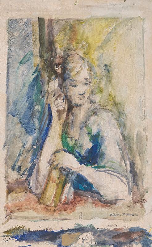 Willi Nowak – Dievča s knihou