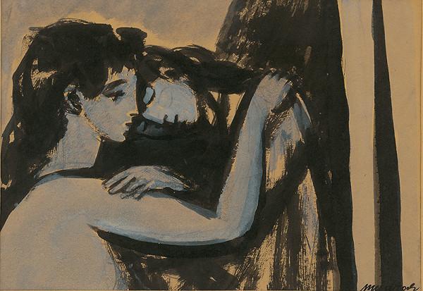 Ján Mudroch - Dve ženy