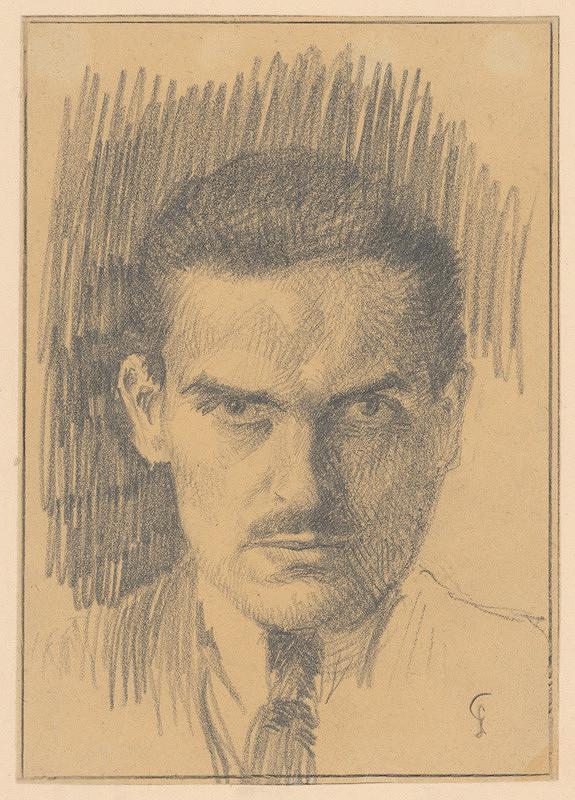 Ladislav Treskoň – Autoportrét