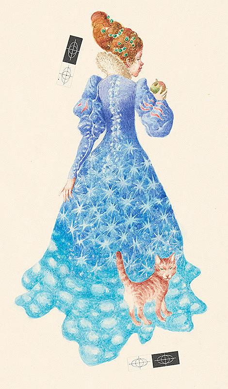 Albín Brunovský – Princezná