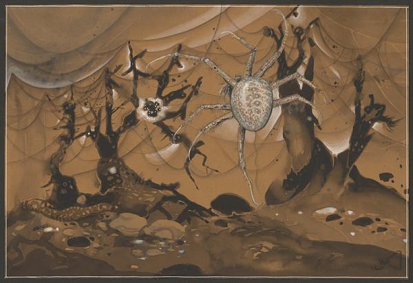 Karol Harmos – Pavúk