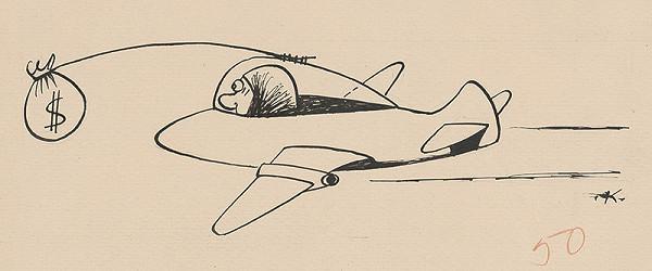 Viktor Kubal – Americké výskumné lietadlo