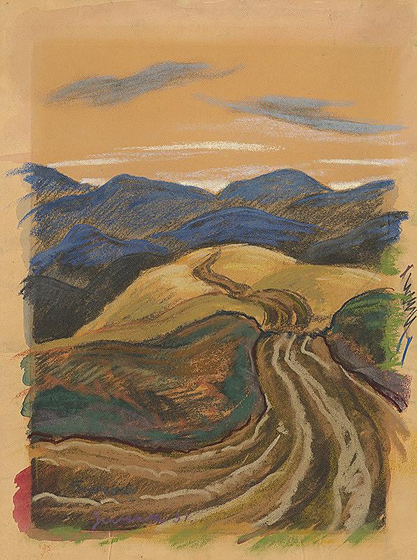 Edmund Gwerk – Drevozvážacká cesta