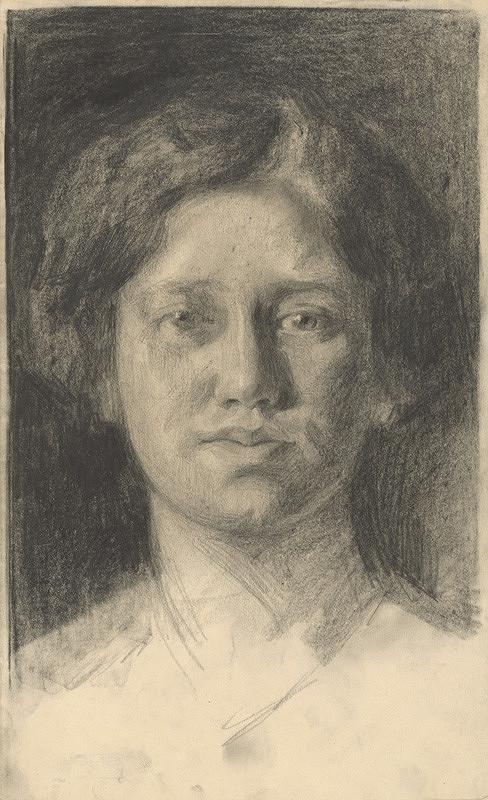 Eduard Putra – Hlava ženy