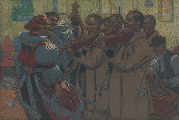 Antoš Frolka - Samko Dudík so svojou kapelou