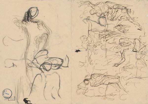 Ladislav Mednyánszky - Figurálne štúdie 473