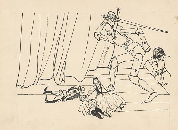 Vincent Hložník – Don Quijote bojuje s bábkami