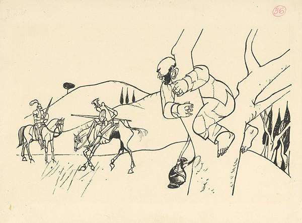 Vincent Hložník - Rytiersky súboj Dona Quijota
