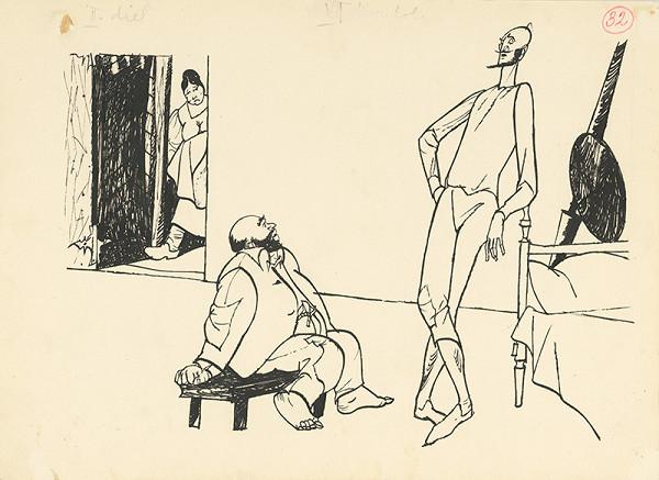 Vincent Hložník - Don Quijote sa ubytoval