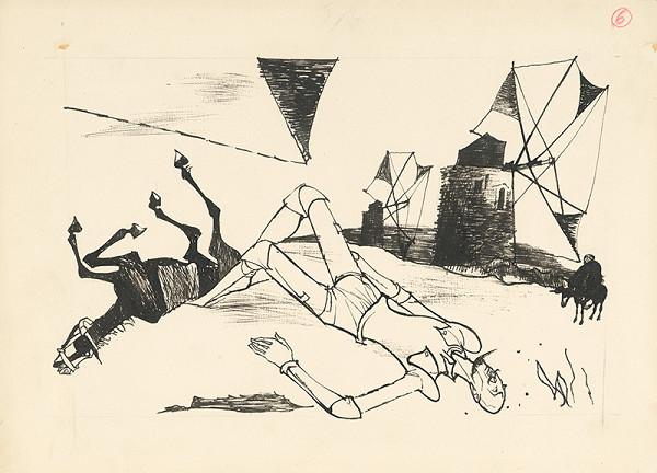 Vincent Hložník - Po boji s veternými mlynmi