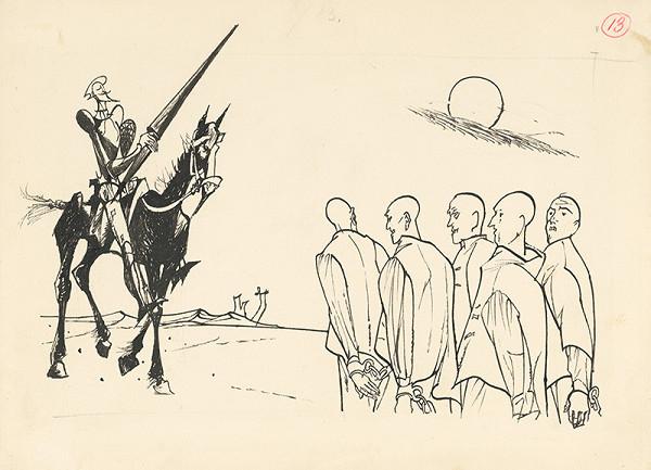 Vincent Hložník – Don Quijote stretá trestancov
