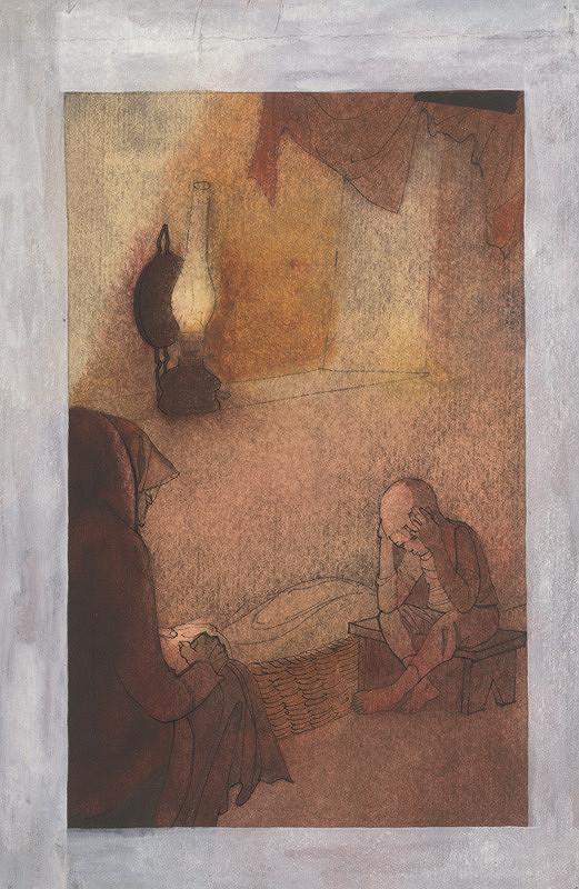 Viera Bombová - Pri lampe