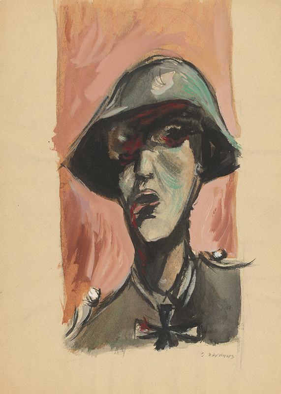 Eugen Nevan - Vojak I.