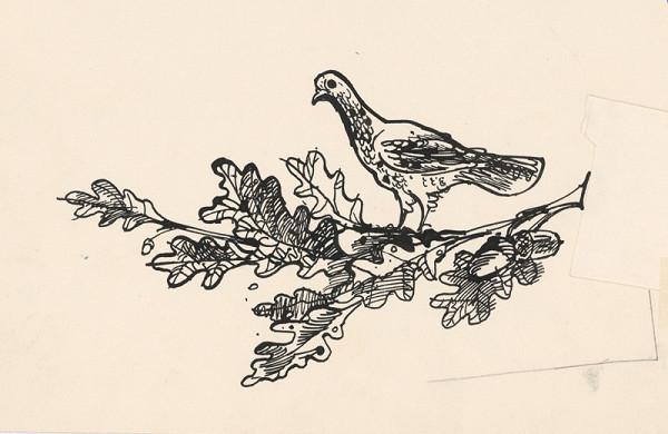 Oto Lupták – 13.- Vtáčik