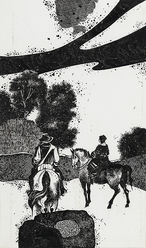 Ivan Schurmann – Jazdci