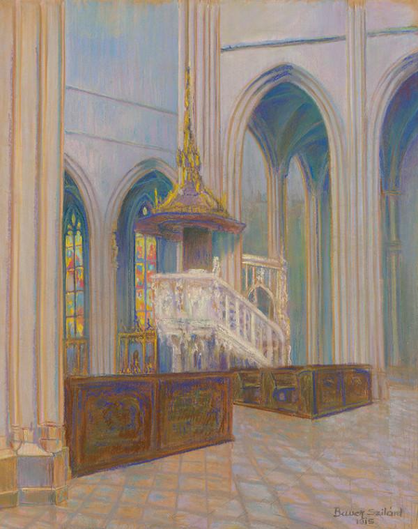 Konštantín Bauer – Katedrála