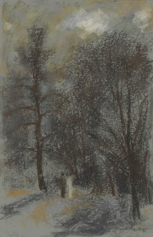 Janko Alexy – Pochmúrny les
