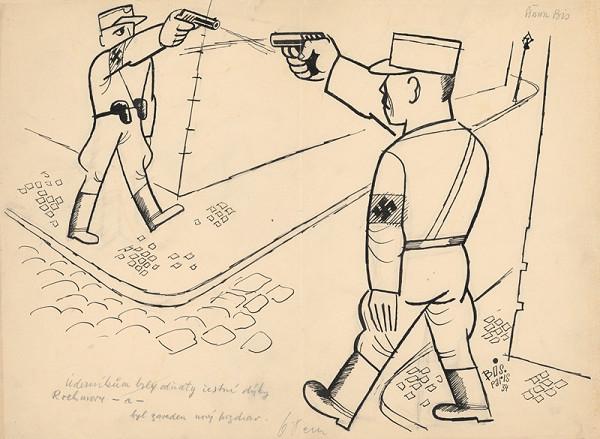 Štefan Bednár – Pozdrav 1934