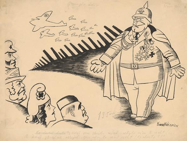 Štefan Bednár - Göringov údiv