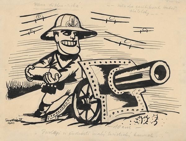 Štefan Bednár - Mussolini: Taliansko chce pacifikovať Habeš priateľsky - 1935