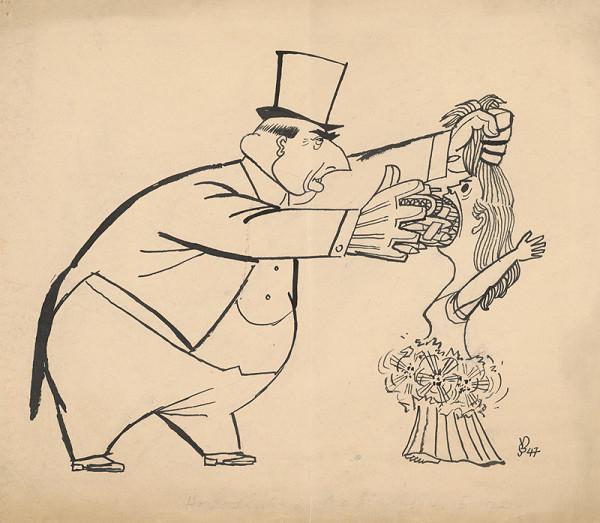 Štefan Bednár – Hospodárska pomoc hladujúcej Európe - 1947