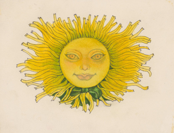 Dagmar Berková – Slnko