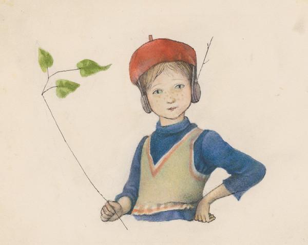 Dagmar Berková – Chlapec