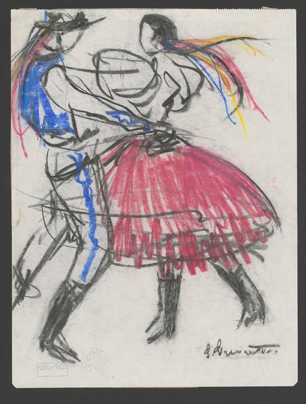 Sibylla Greinerová - Tanec z Tekova
