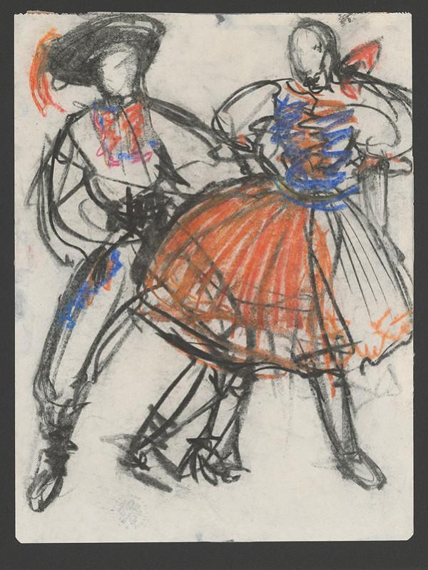 Sibylla Greinerová – Tanec z Liptova