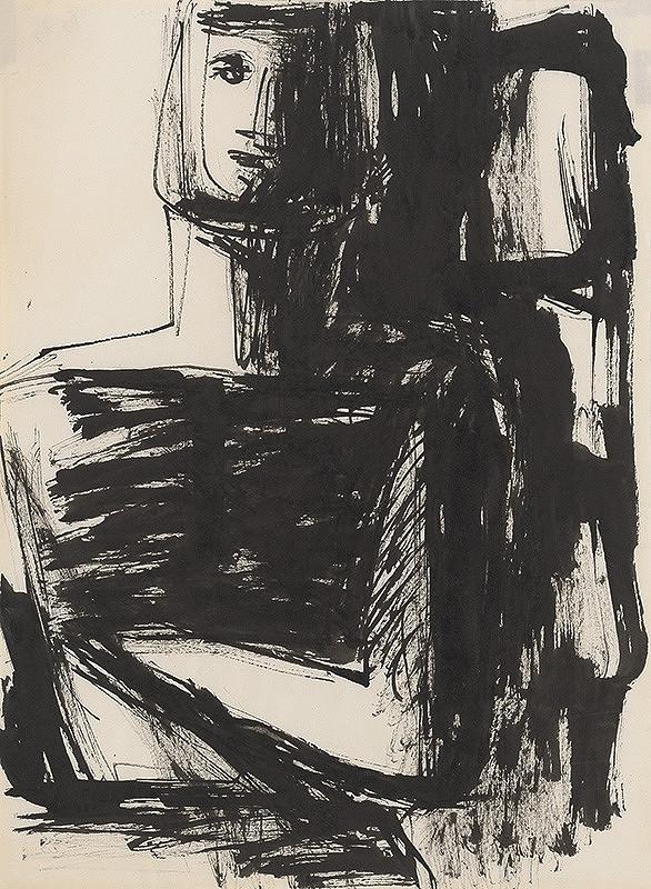 Jozef Kostka – Žena