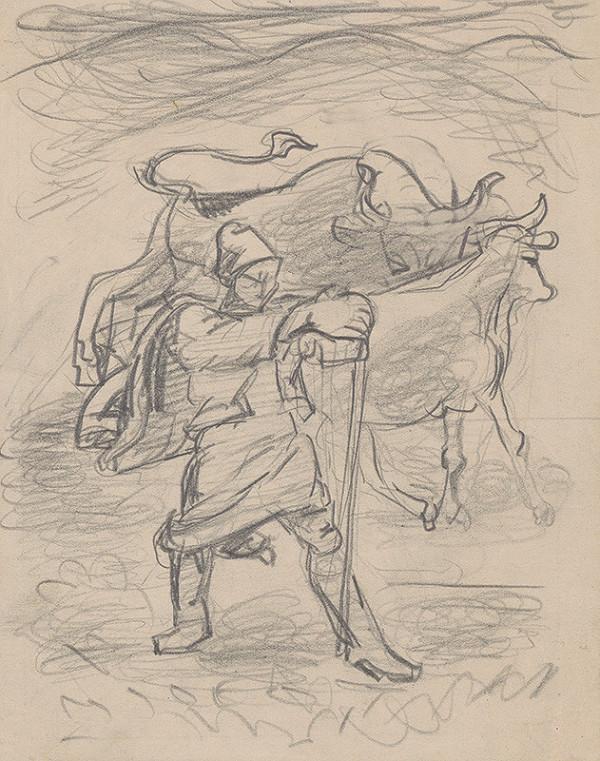 Bertalan Pór – Nový pastier