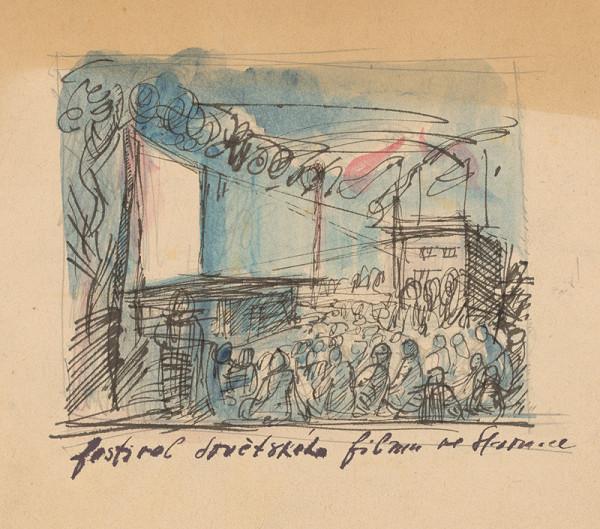 Ján Želibský - Festival sovietskeho filmu