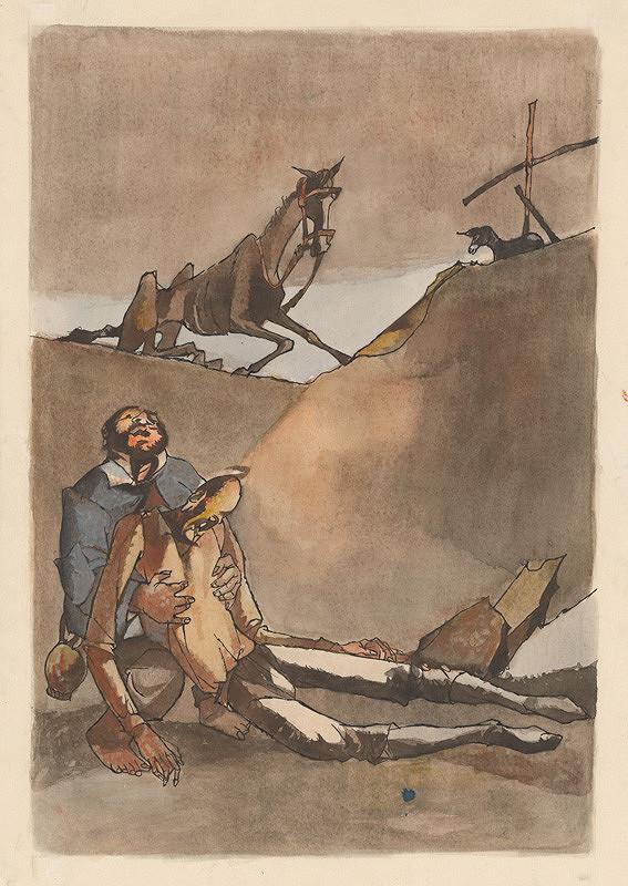 Vincent Hložník – Don Quijote so silami na konci