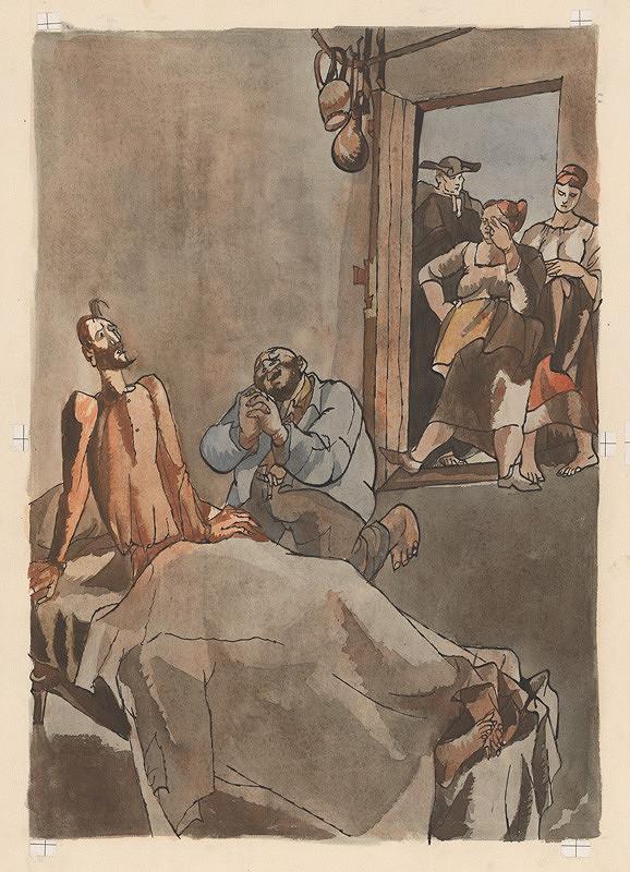 Vincent Hložník – Don Quijote má vidiny