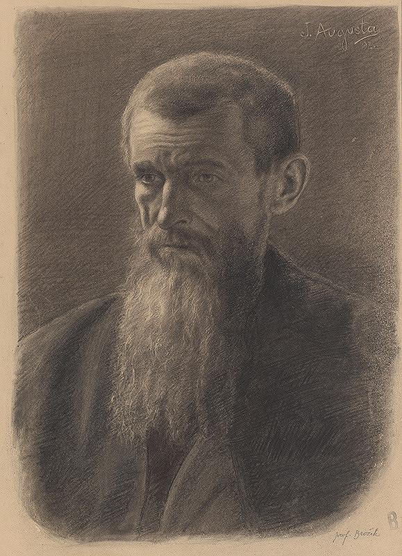 Jaroslav Augusta – Portrétna štúdia