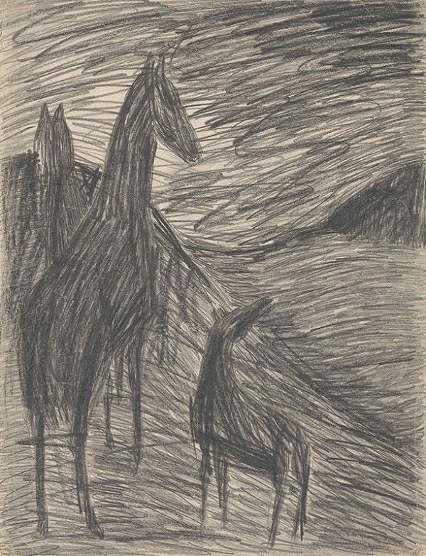 Rudolf Uher – Osamelé kone
