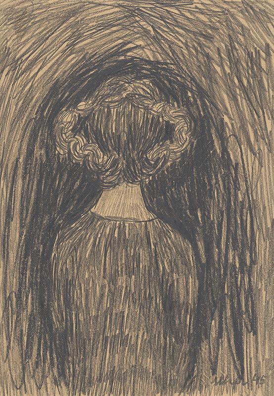 Rudolf Uher – Dievča so zapletenými vlasmi