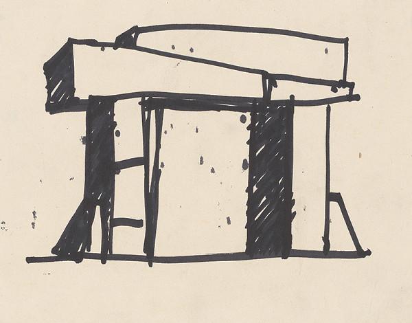 Rudolf Uher – Brána