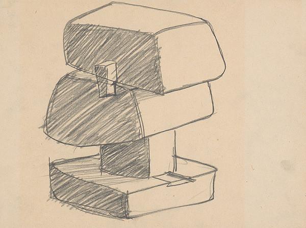 Rudolf Uher - Tvarová štúdia VI.