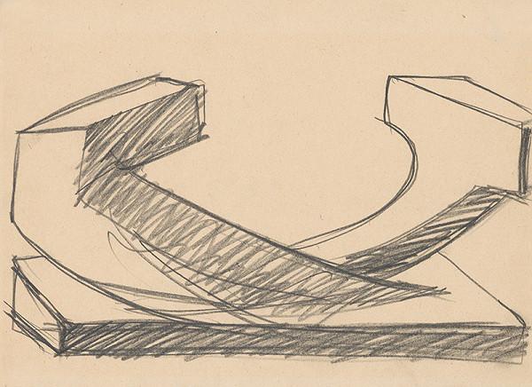 Rudolf Uher - Tvarová štúdia VIII.