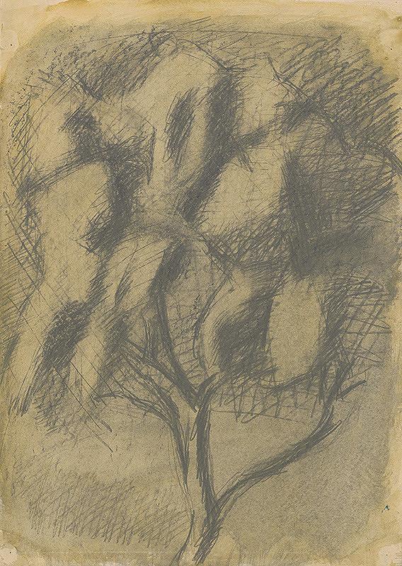 Ľudovít Hološka - Listnatý strom