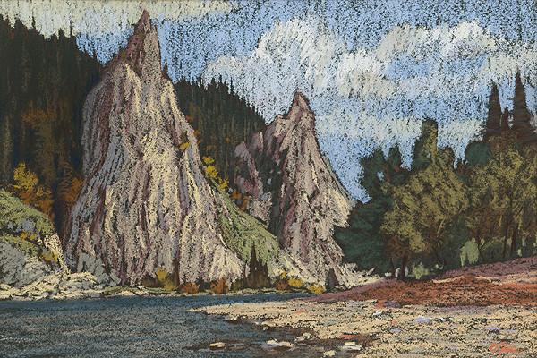 Otakar Kolář – Ostrá skala