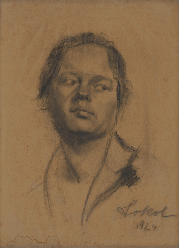 Koloman Sokol - Portrét