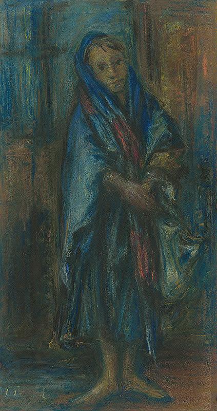 Teodor Tekel – Dievča s batôžkom