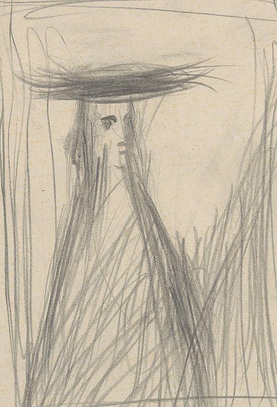 Peter Matejka – Dáma v klobúku