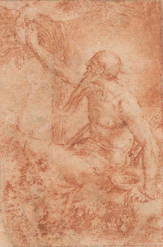 Taliansky majster z polovive 17. storočia, Marrati – Prorok