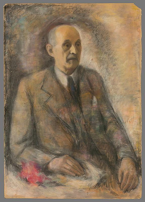 Janko Alexy - Podobizeň Janka Jesenského