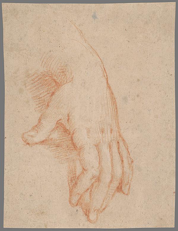 Stredoeurópsky majster z 18. storočia – Ženská ruka