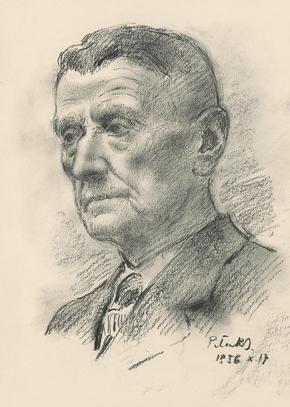 Jozef Pituk - Štúdia maliara Jaroslava Augustu